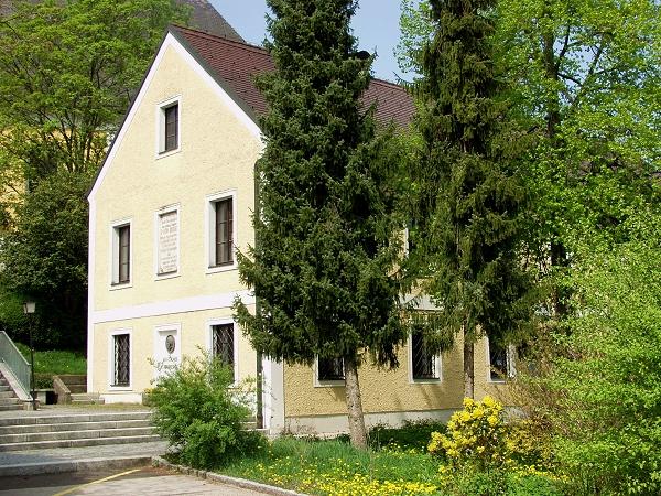 Geburtshaus Anton Bruckners in Ansfelden