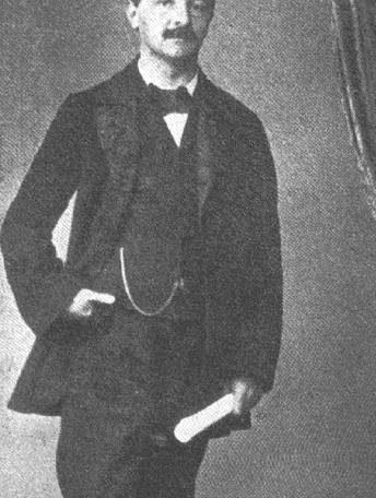 Der junge Anton Bruckner