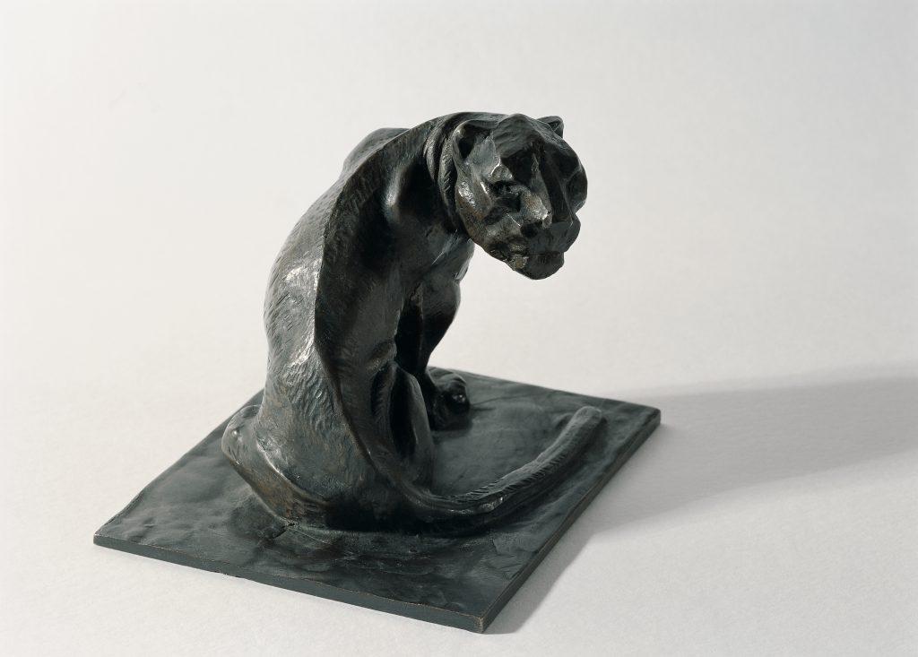 Franz Marc - Der Panther